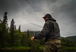 Fly Fishing the Agulowak River Alaska
