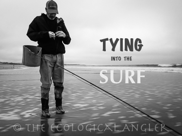 Fly Fishing the California Surf