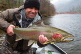 Trinity River Steelhead on the Fly