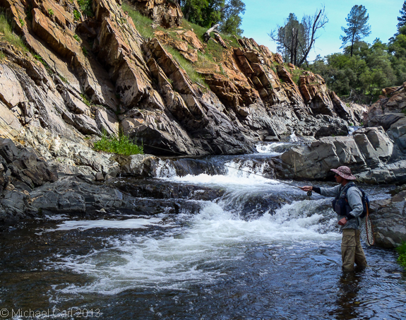 the ecological angler fly fishing western sierra nevada