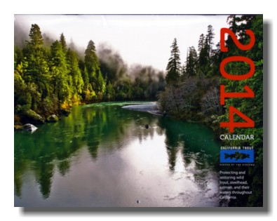 California Trout 2014 Calendar