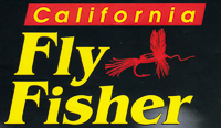 California Fly Fisher Magazine Logo