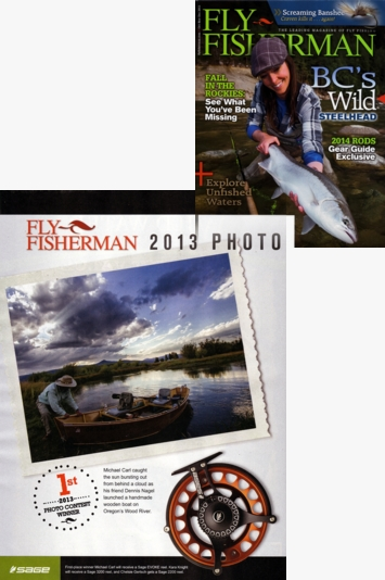 Fly Fisherman Magazine October December 2013