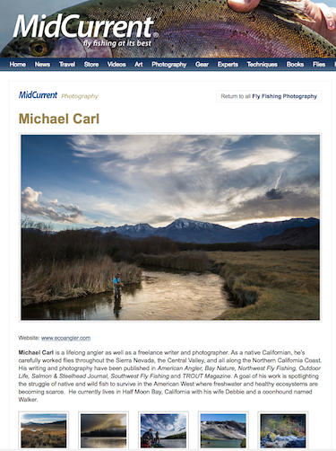 MidCurrent Fly Fishing Photography