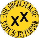 Seal of the State of Jefferson